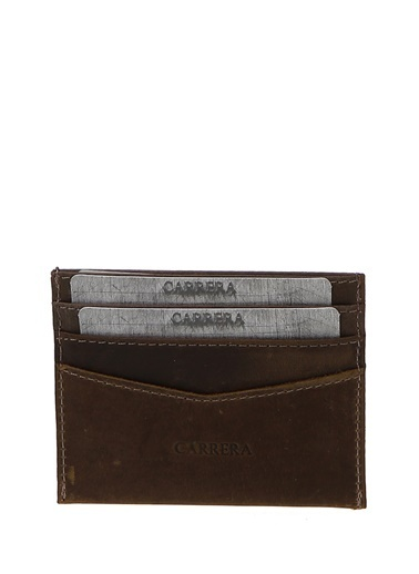 Carrera Clutch / El Çantası Kahve